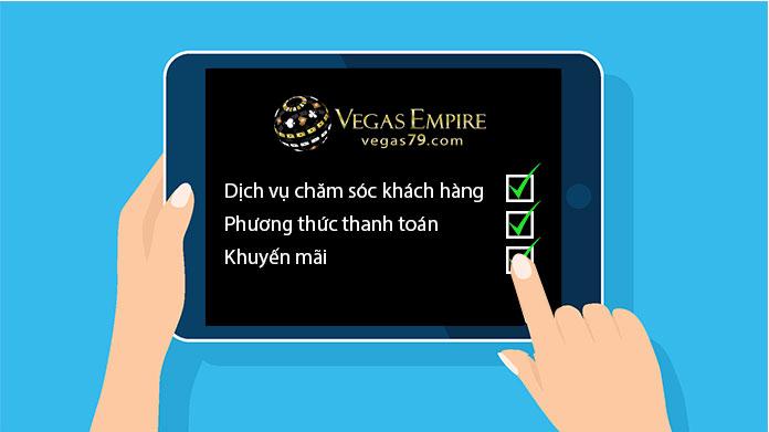 Giới thiệu nhà cái Xóc đĩa Online Uy Tín VEGAS79