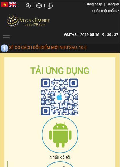 Cách Chơi Xóc đĩa Đổi thưởng trên Điện thoại Android 2019
