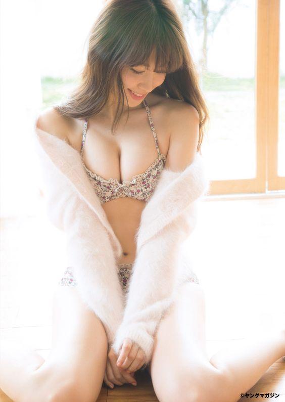 Kojima Haruna - Thiên thần nóng bỏng thế hệ mới của Nhật